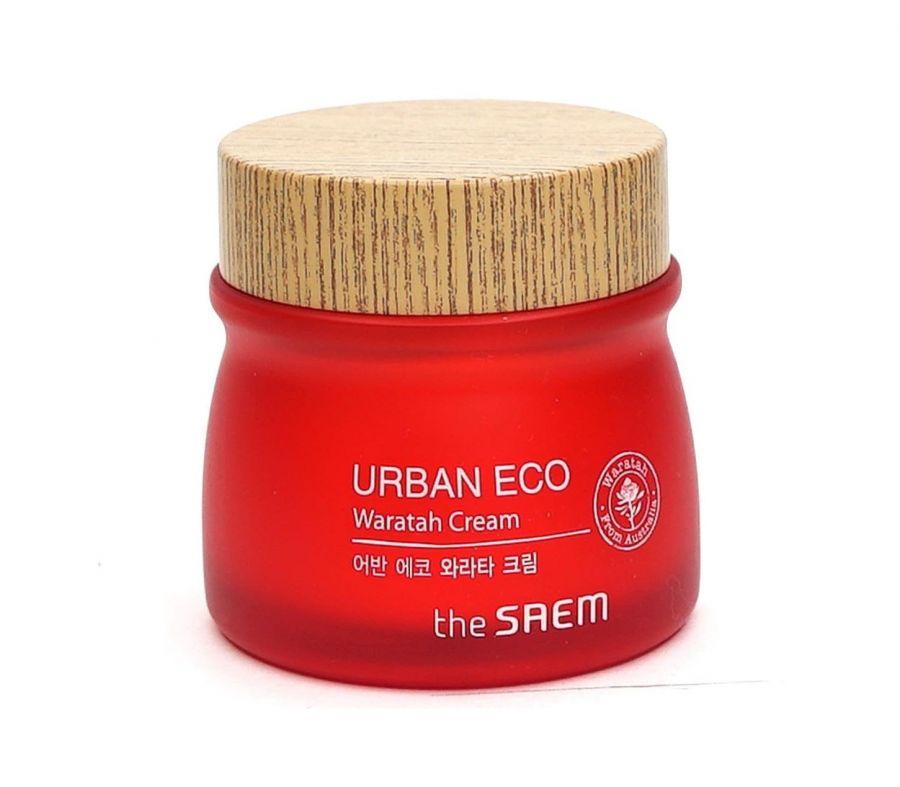 Waratah Крем для лица с экстрактом телопеи Urban Eco Waratah Cream 60мл