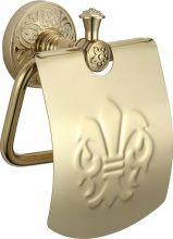 Держатель для туалетной бумаги  S-005851B Savol золото