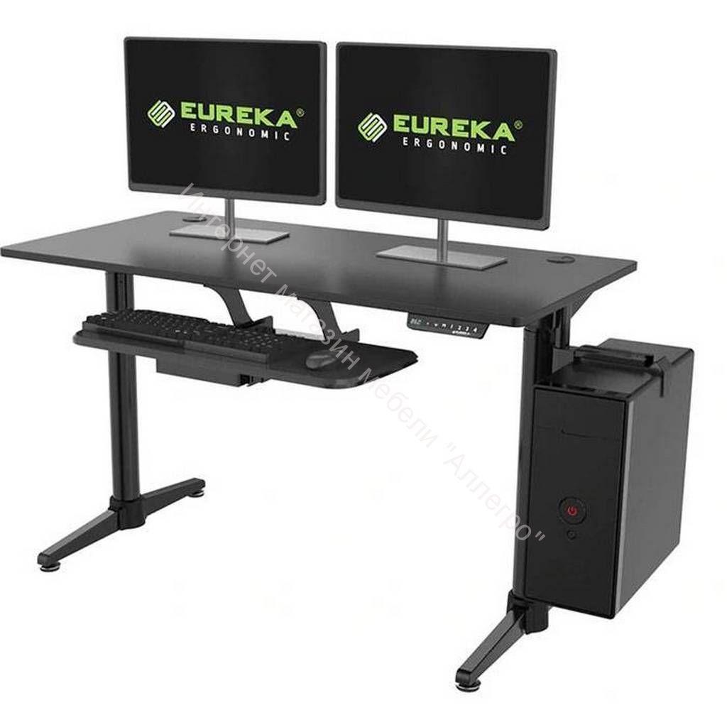 Компьютерный стол c электрической регулировкой по высоте Eureka EHD-I1