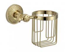 Держатель для освежителя воздуха S-005833B Savol золото