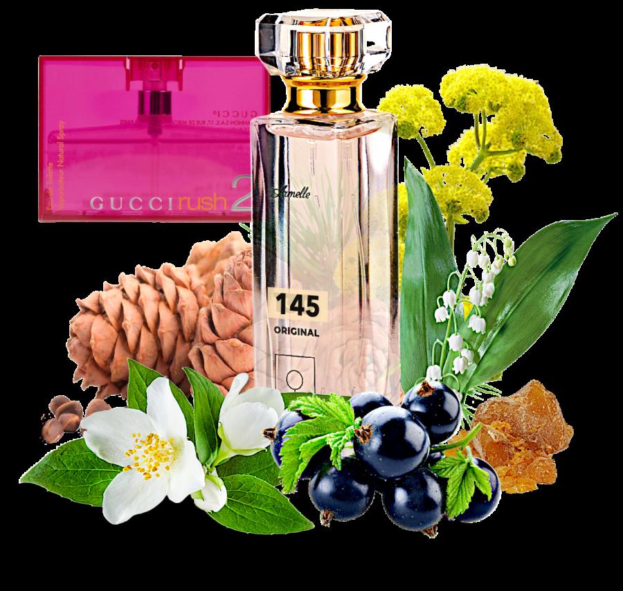 Аромат № 145 Направление аромата Gucci Rush 2