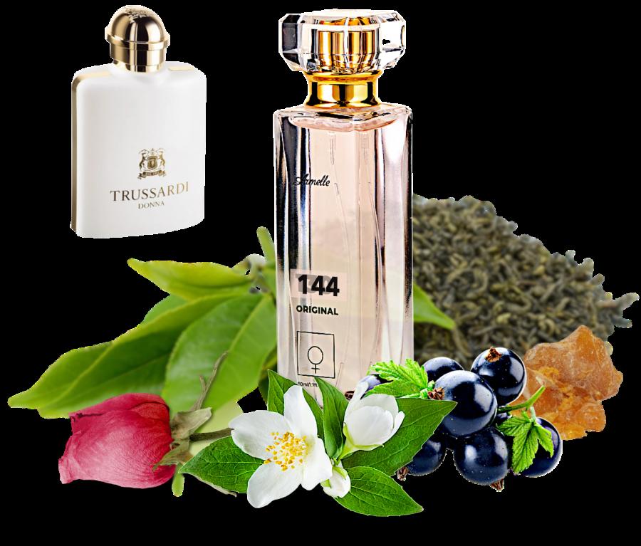 Аромат № 144 Направление аромата Trussardi, Donna Trussardi