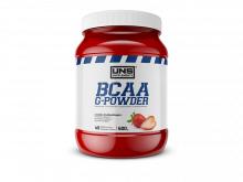 UNS BCAA G-POWDER - 600 г