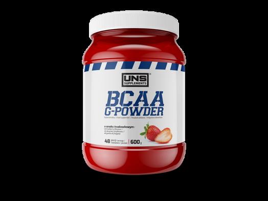 UNS BCAA G-POWDER - 600 г