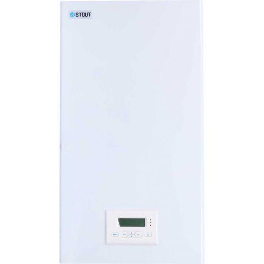 STOUT котел электрический 12 кВт (рекомендуется доп-но выписать 23942 Навесная планка)