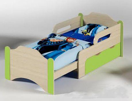 Растущая детская кровать Вырастайка ВР-2