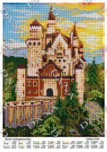 DANA-2330 Dana. Замок Нойшванштайн. А4