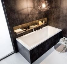 Акриловая ванна (170x75) Ravak Formy 01 C691000000