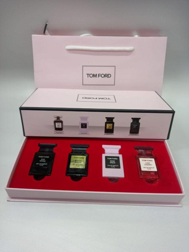 Подарочный набор Tom Ford 4x7.5 мл (масло)