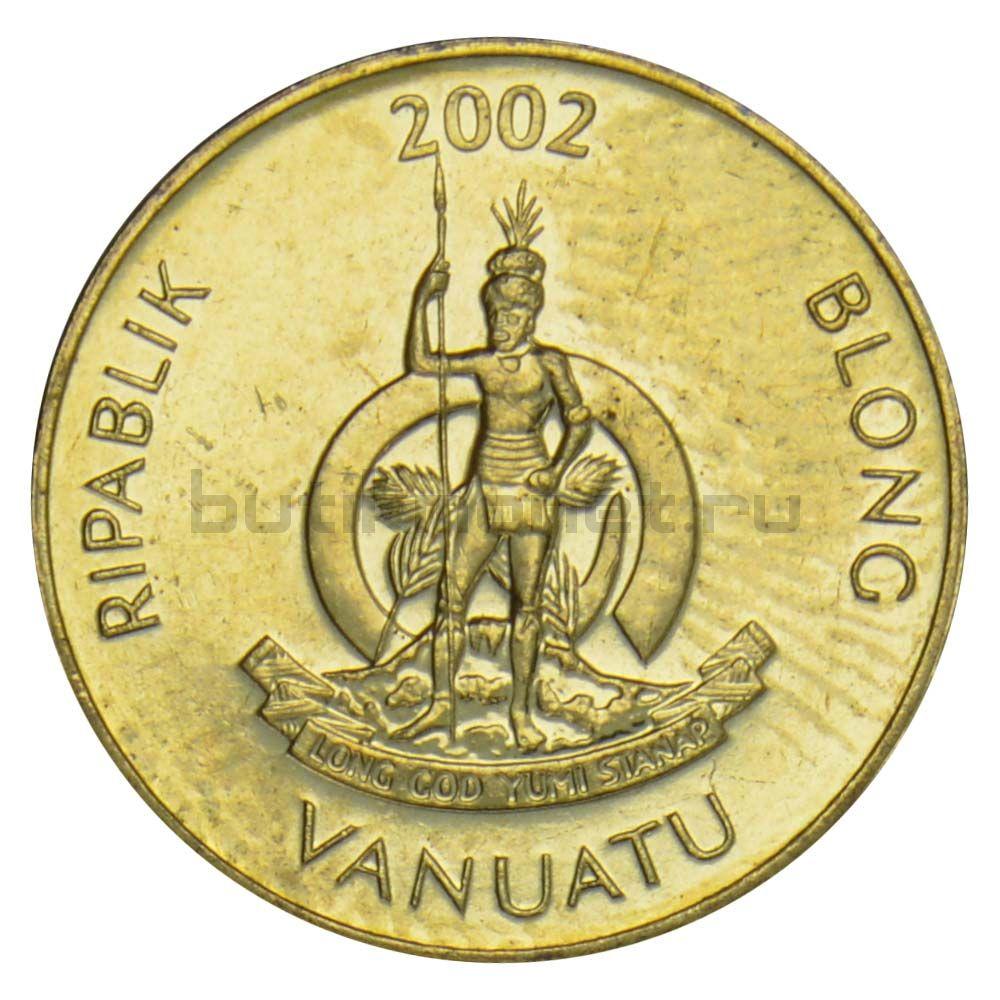 1 вату 2002 Вануату