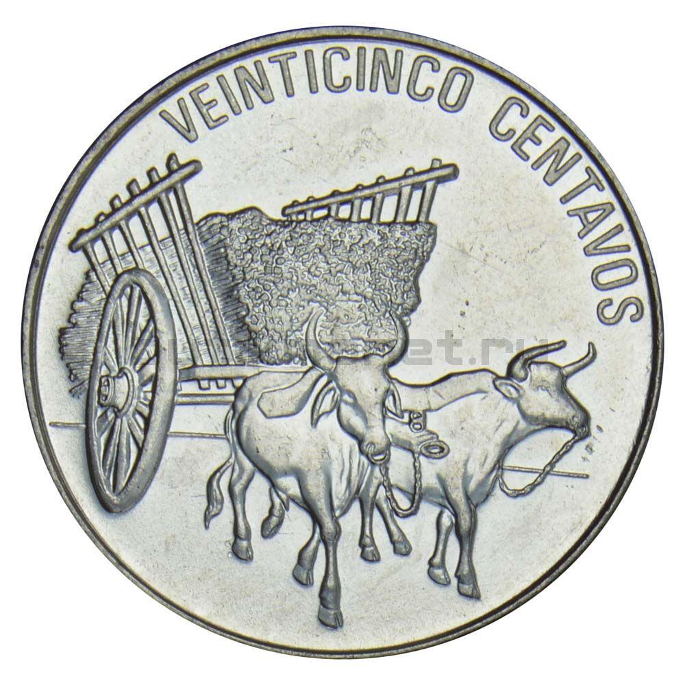 25 сентаво 1991 Доминикана