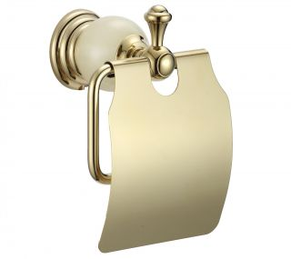Держатель для туалетной бумаги  S-05751B Savol золото