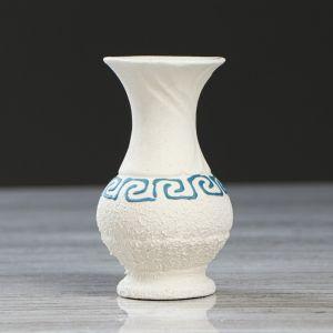 """Ваза настольная """"Крошка"""", под шамот, 10.5 см, микс , керамика"""
