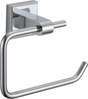 Держатель для туалетной бумаги  Savol S-009552 хром