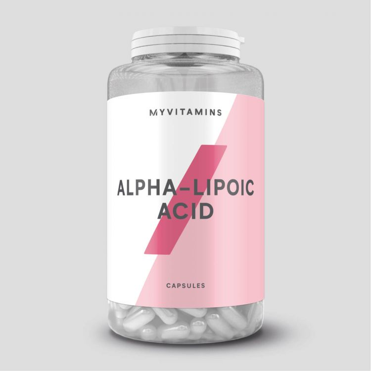 MyVitamins Alpha-lipoic acid 60 caps 500 mg