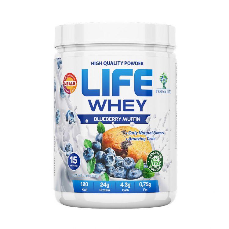 Life Whey от Tree of Life 450 гр 15 порций