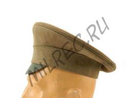Фуражка походная обр. 1914 г. военного выпуска, вар.2, реплика (под заказ)