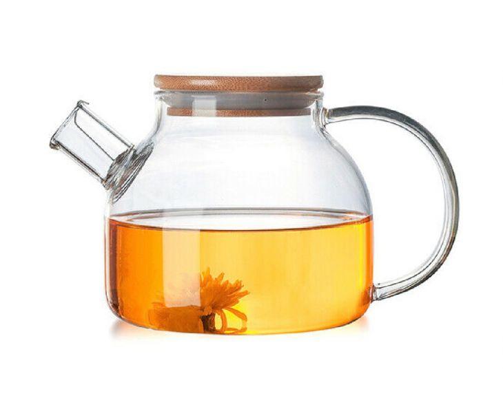 Стеклянный чайник 1000 мл Teapot