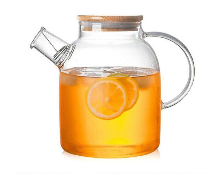 Стеклянный чайник 1800 мл Teapot