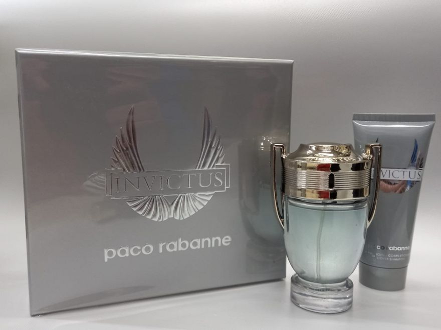 Подарочный набор Paco Rabanne Invictus