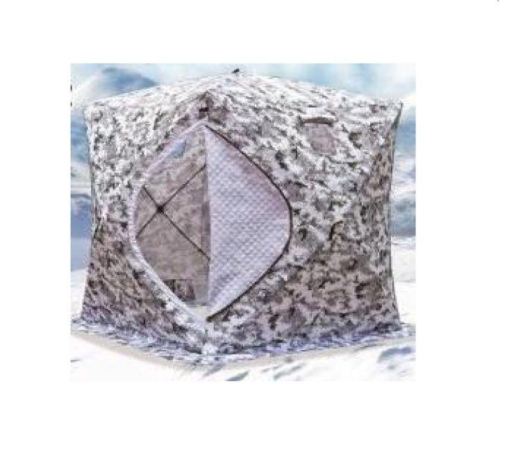 Палатка куб для зимней рыбалки SY- 0128 1.8х1,8х1,8 цифра