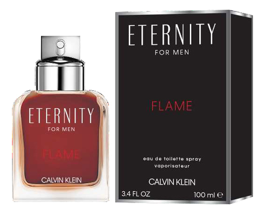 Туалетная вода Calvin Klein Eternity Flame For Man 100 мл