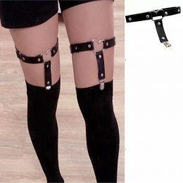 украшение на ногу эко кожа , комплект 2 штуки.