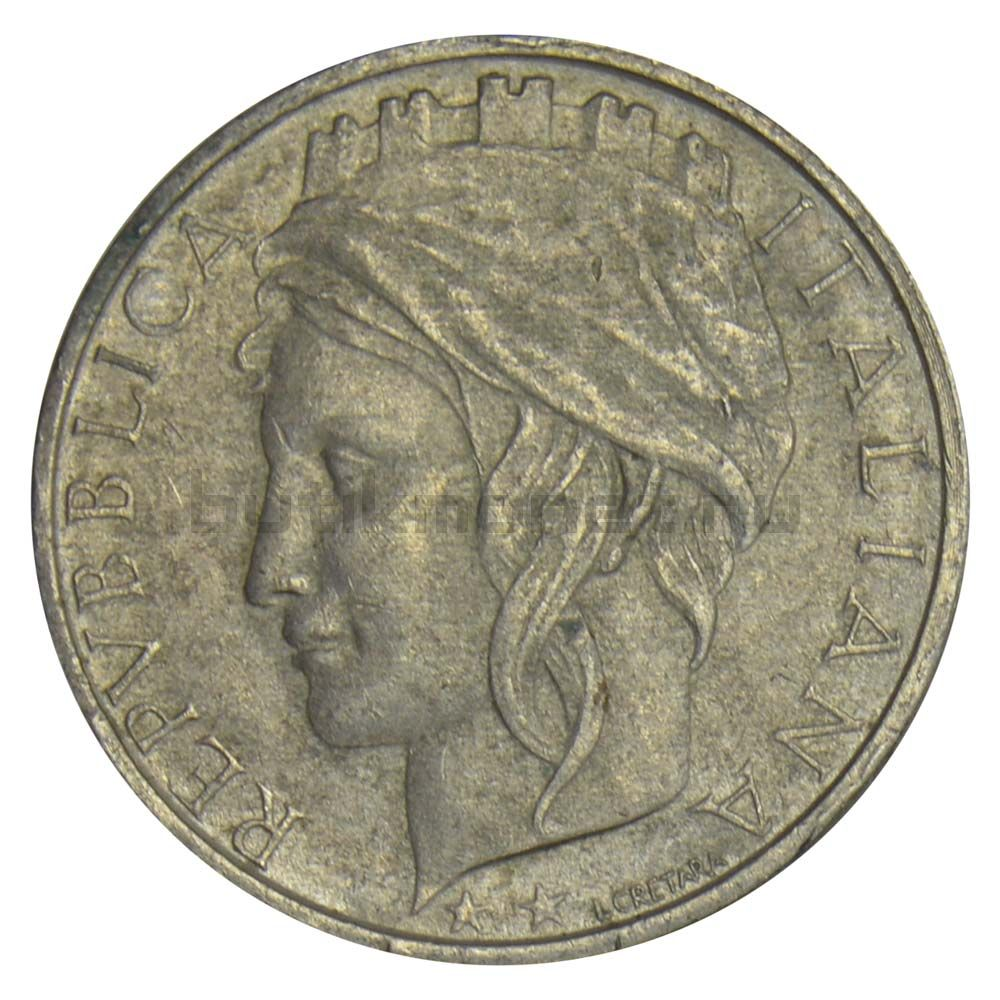 100 лир 1995 Италия ФАО