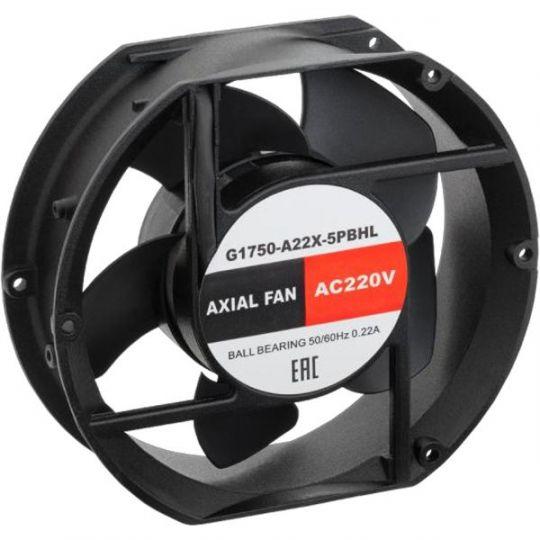 Осевой компактный вентилятор G1750-A22X-5PBHL 230B AC