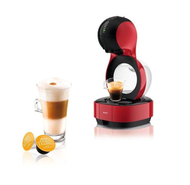 Капсульная кофемашина KRUPS LUMIO KP130510