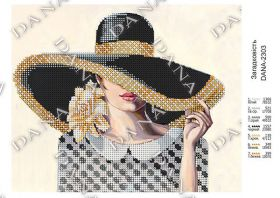 Dana DANA-2303. Загадочность схема для вышивки бисером купить оптом в магазине Золотая Игла