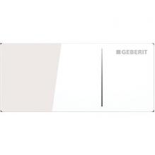 Cмывная клавиша Geberit Sigma 70 стекло, цвет белый 115.635.SI.1