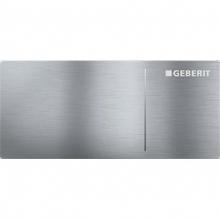 Cмывная клавиша Geberit Sigma 70 нержавеющая сталь 115.635.FW.1