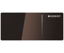 Cмывная клавиша Geberit Sigma 70 стекло, цвет амбер 115.630.SQ.1