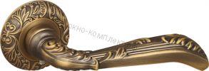 Ручка раздельная Fuaro (Фуаро) BOHEMIA SM AB-7 матовая бронза ID товара: 29553