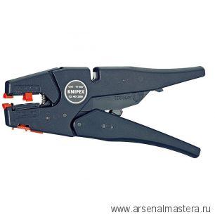 Инструмент для снятия изоляции (СТРИПЕР) самонастраивающийся KNIPEX 12 40 200