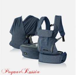 "Комплект переносок Pognae MAX ""Denim Blue"""