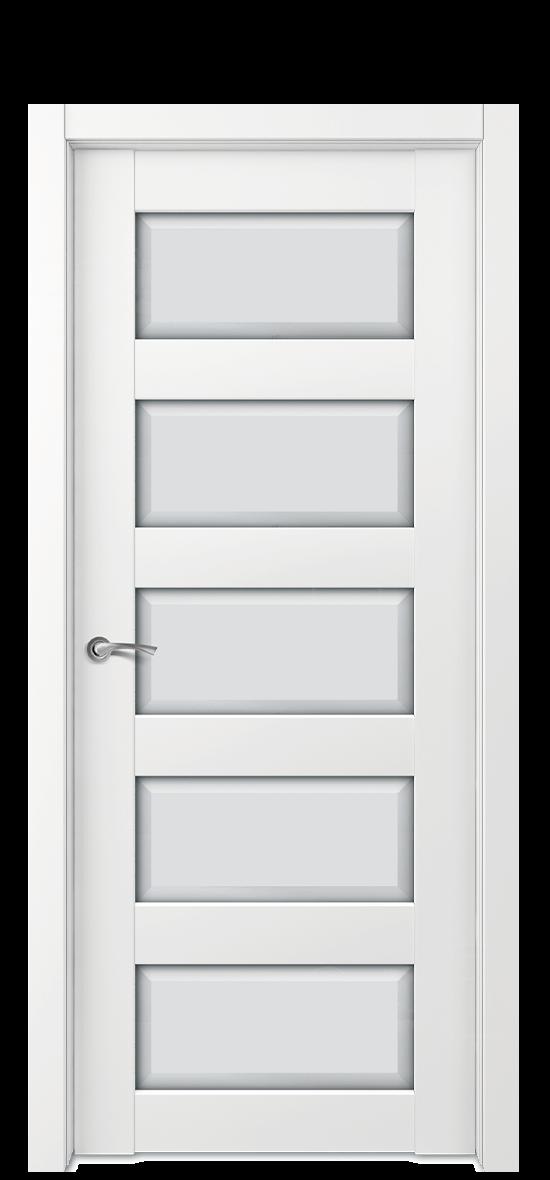 Межкомнатная дверь Е2 ДО стекло 1