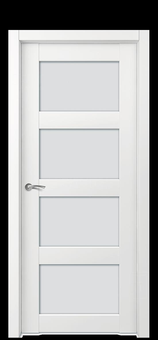 Межкомнатная дверь Е3 ДО стекло 5