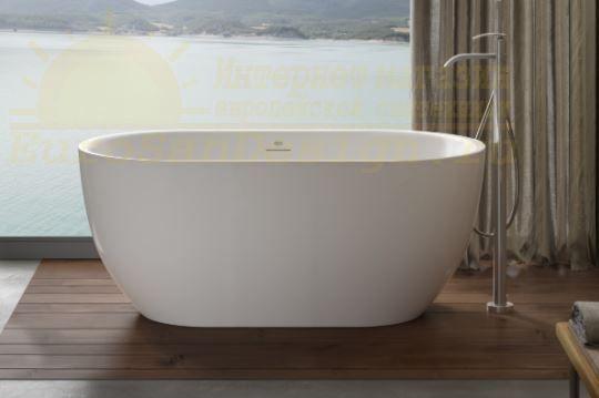 Ванна Jacuzzi Chic 150x80 ФОТО