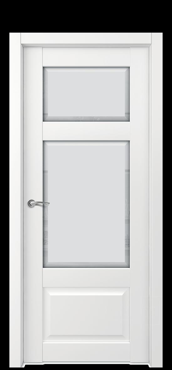 Межкомнатная дверь Е5 ДО стекло 1