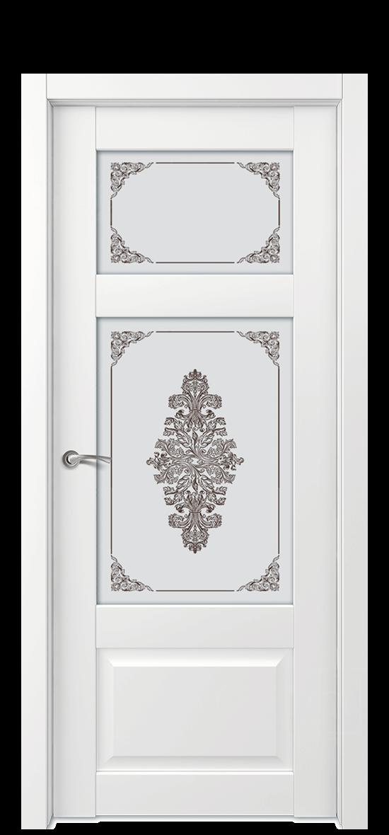 Межкомнатная дверь Е5 ДО стекло 3
