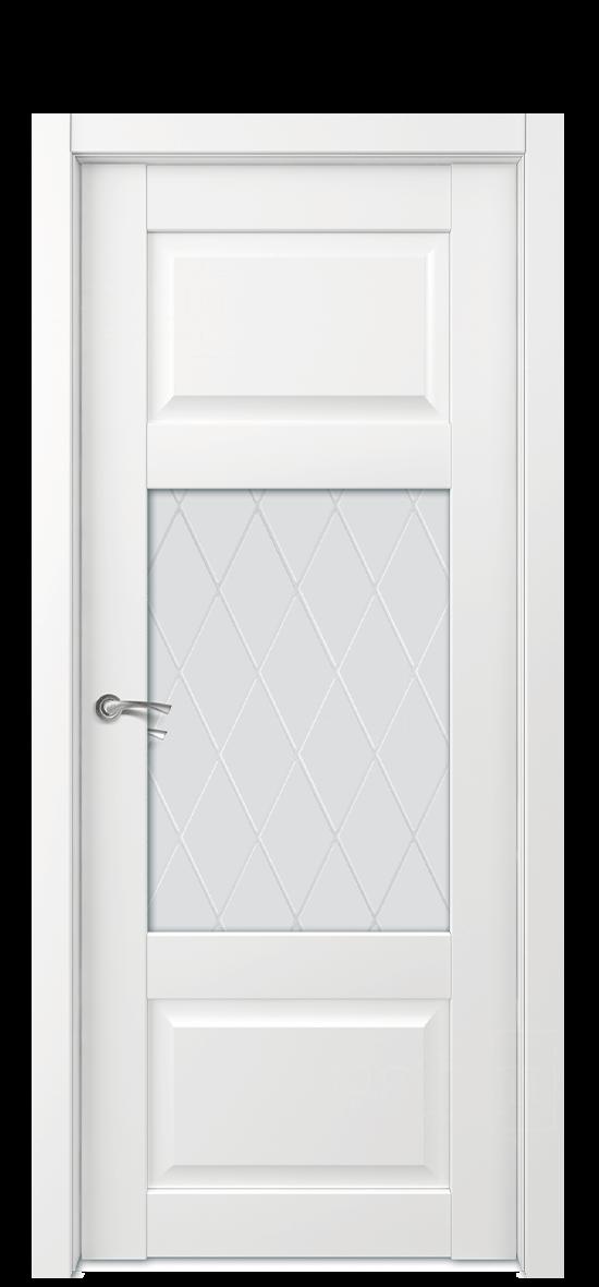 Межкомнатная дверь Е6 ДО стекло 5