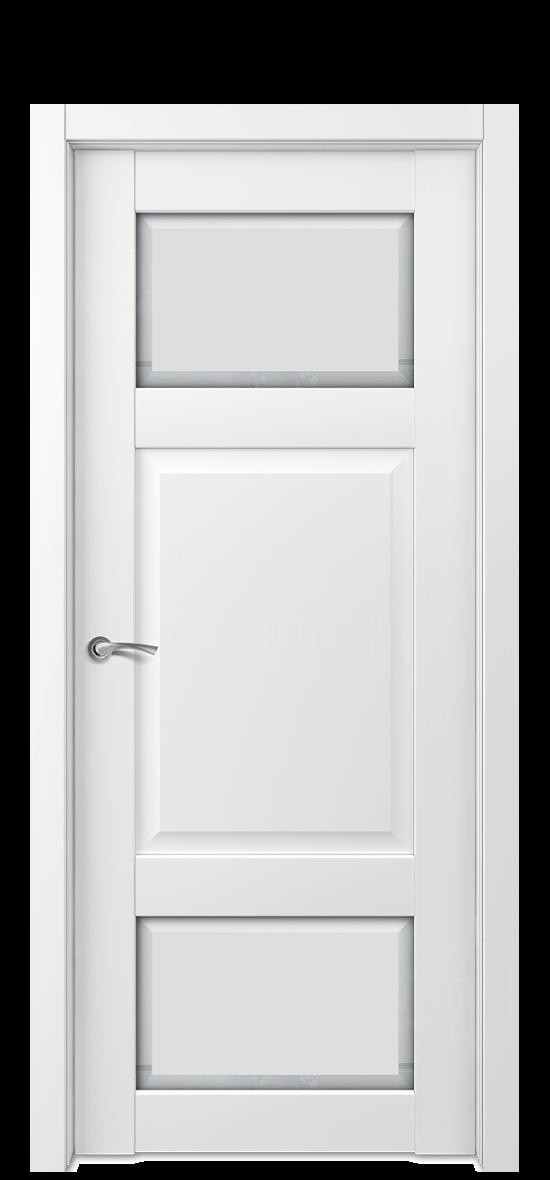 Межкомнатная дверь Е7 ДО стекло 1
