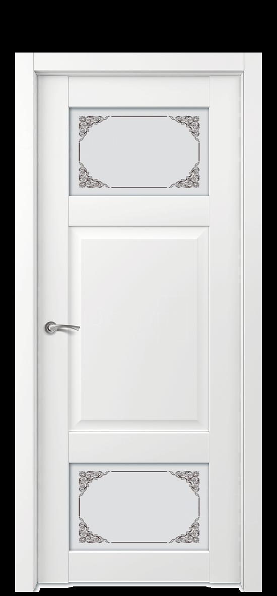 Межкомнатная дверь Е7 ДО стекло 3
