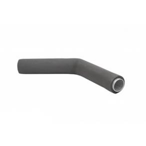 Отвод трубы от-45 большой антиконденсатный для теплообменника Сибтермо