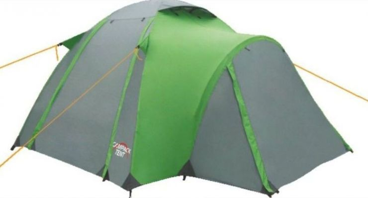 Палатка  CAMPACK-TENT Hill Explorer 2