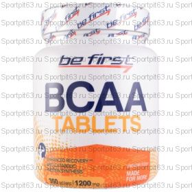 Be First BCAA Tablets