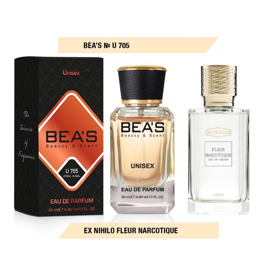 BEA'S (Beauty & Scent) U 705 - Ex Nihilo Fleur Narcotique Unisex 50 мл