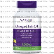 Рыбий жир Natrol Omega 3 Fish Oil 1000 мг